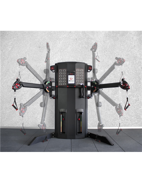 Dual Cable Trainer