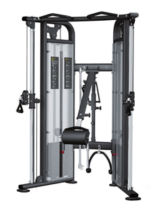 Dual Funcional Trainer Soporte Regulable
