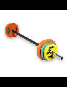 Juego Body Pump Completo de 28 mm