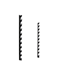 Rack 10 Barras de Pared PROMAX