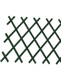 Celosía Extensible PVC Verde