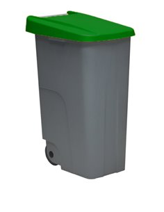 Contenedor DENOX Eco 110 Litros Tapa Verde