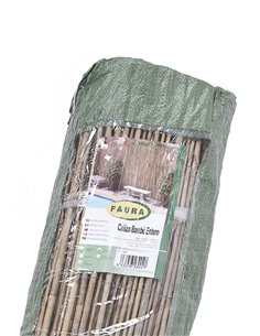 Cañizo Bambú Entero Importación