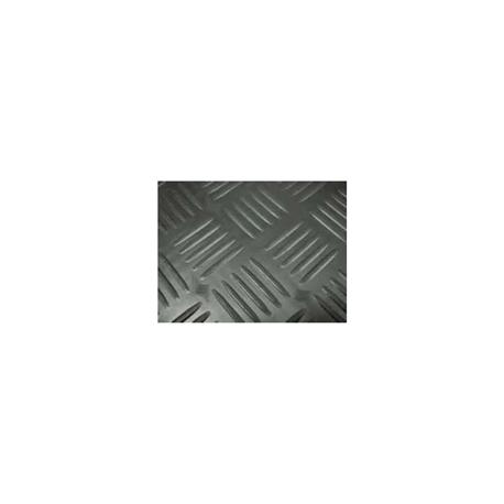 Pavimento Checker 3MM- Rollo 15M . Ancho 1M .