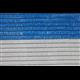 Rollo 100Mts Malla Sombreo Bicolor . Distintos anchos. Blanco y Azul