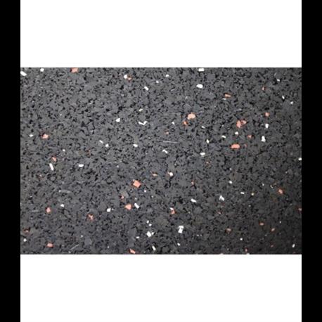 Pavimento SPORT Gimnasios De Caucho Reciclado . Rollo