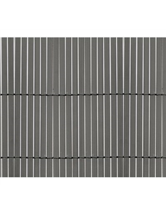 CAÑIZO PVC D/C GRIS 1160gr/metro cuadrado