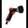 Pistola de riego metálica con SOFT COATED