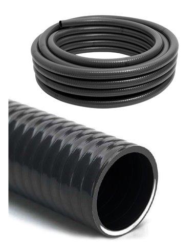 Corte a Medida por Metros lineales Tubo PVC Flexible Jardin202 16mm