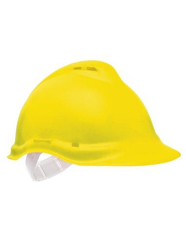 Casco de Protección CE - Casco de Seguridad Ajustable   Varios Colores