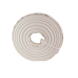 Manguera Contraincendios Blanca.70 mm