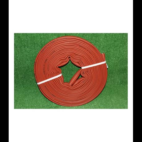 Manguera Contraincendios Roja.25 mm
