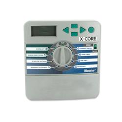 Programador de riego HUNTER X-CORE .XC-401 x-E Exterior 4 Estaciones