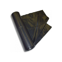 Film de plástico negro 500 GALGAS 132M X 6M