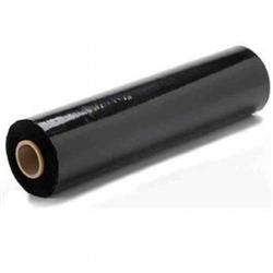 Rollo de plástico negro 500 GALGAS 65M X 12M