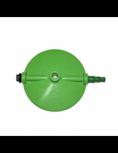 Manguera Aquagarden Reforzada Verde - Rollos de 50 metros