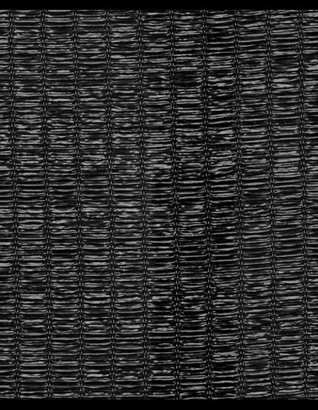 Malla de sombreo Negra - Metro Lineal