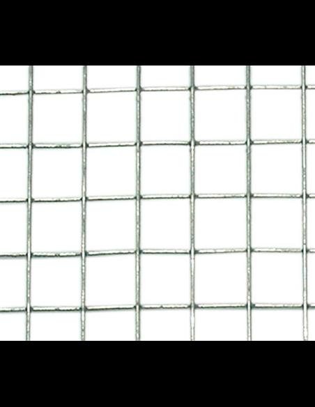 MALLA METÁLICA C/GALV. 19mm - 1,05mm