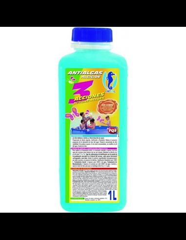 Antialgas Triple Acción - 1 litro