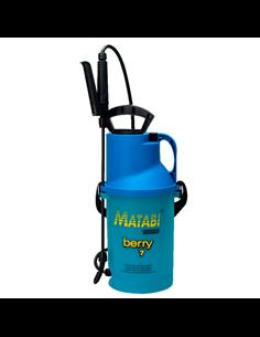 Pulverizador de presión previa MATABI BERRY 7 (5 litros útiles)