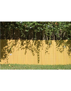 CAÑIZO PVC D/C NATURAL 1160gr/metro cuadrado