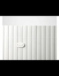 CAÑIZO PVC D/C BLANCO 1160gr/metro cuadrado