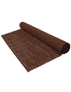 CAÑIZO PVC D/C MARRON CHOCOLATE 1160gr/metro cuadrado
