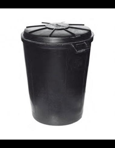 Barreño de caucho 80 litros