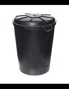 Barreño de caucho 120 litros