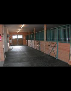 metro cuadrado de Plancha SBR 1M Ancho Color Negro