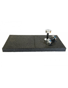 Suelo Loseta Crossfit 50 x 50 x 20 mm - Alto impacto