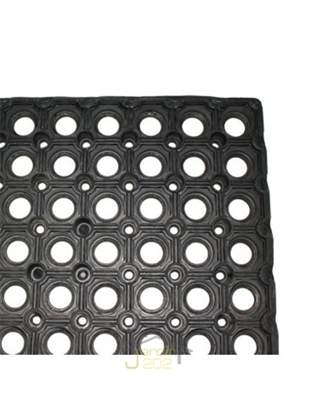 Pavimento Alveolar fondo abierto - 800 mm x 1200 mm x 16 mm