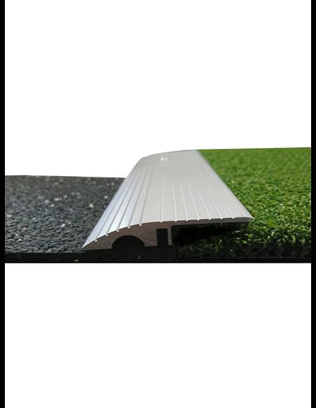 Perfil Aluminio 2-5-8 mm altura