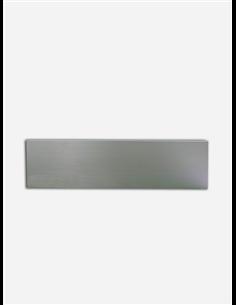 Rodapié Aluminio Recto 2-3m