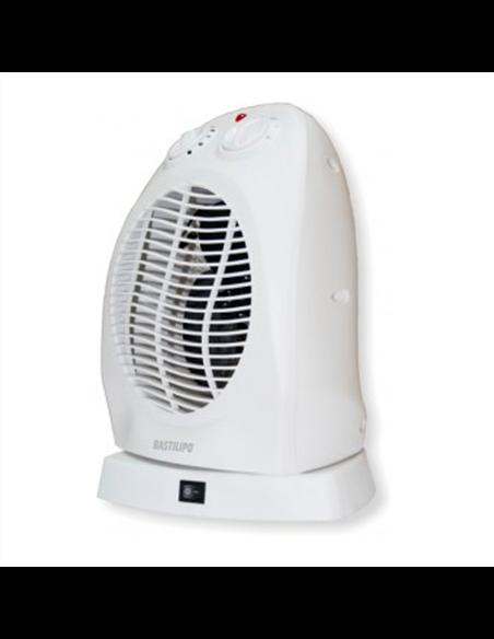 Termo ventilador oscilante
