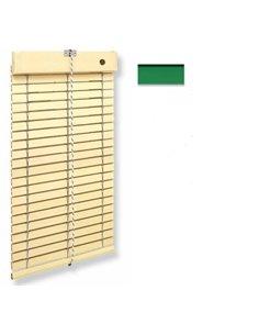 Persiana PVC Verde