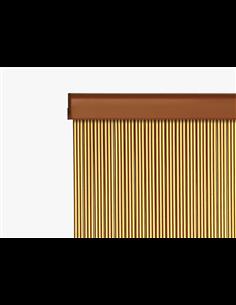 Cortinas de cinta Granada 90 X 220 cm