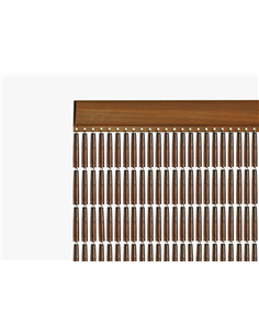 Cortinas de Canutillo Conil 75 X 220 cm