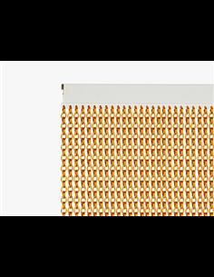 Cortinas de Cadena Castellón 125 X 230 cm