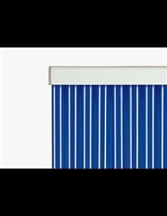 Cortinas de Cinta Marbella 75 X 220 cm