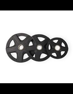 Disco Olímpico 51 mm  Premium Casquillo Acero