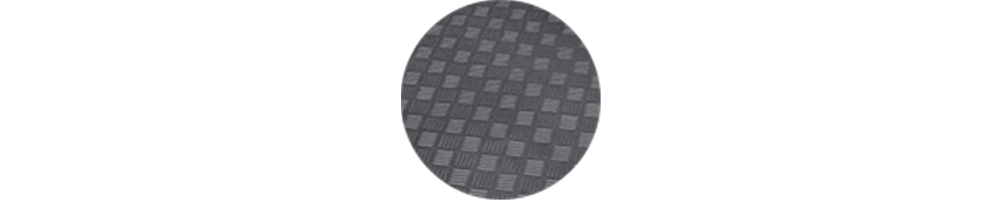 Pavimento checker para almacenes , maquinaria . Antideslizante
