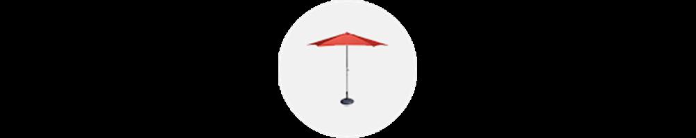 Sombrillas de Lona son una elección de sombraje muy moderna, cómoda y elegante, especialmente diseñadas para zonas de descanso h